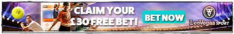 leo vegas sport free bet