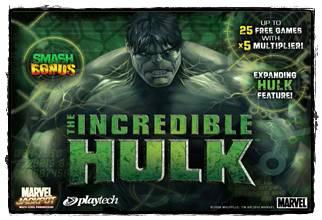 Free Hulk Video Slots